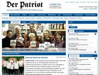 Der Patriot am 5.12.12 über den neuen Fairtrade Lippstadt Aufkleber