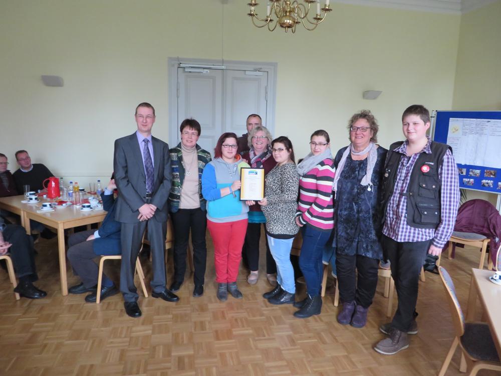 Fairtrade Team Berufskolleg Stift Cappel