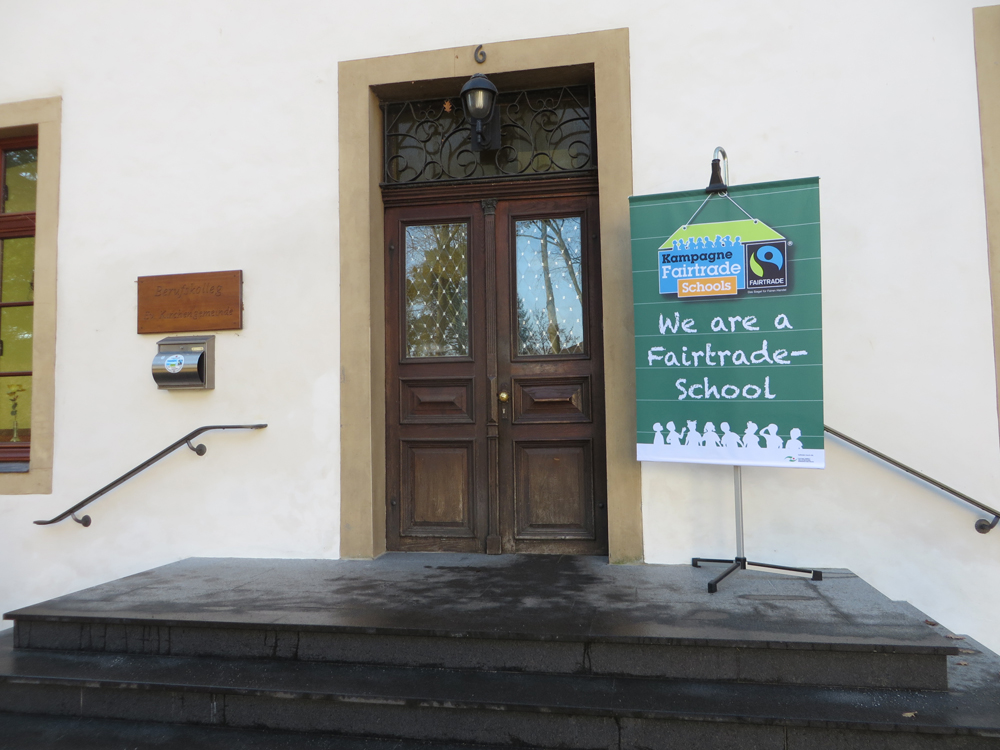 Fairtrade-School Stift Cappel