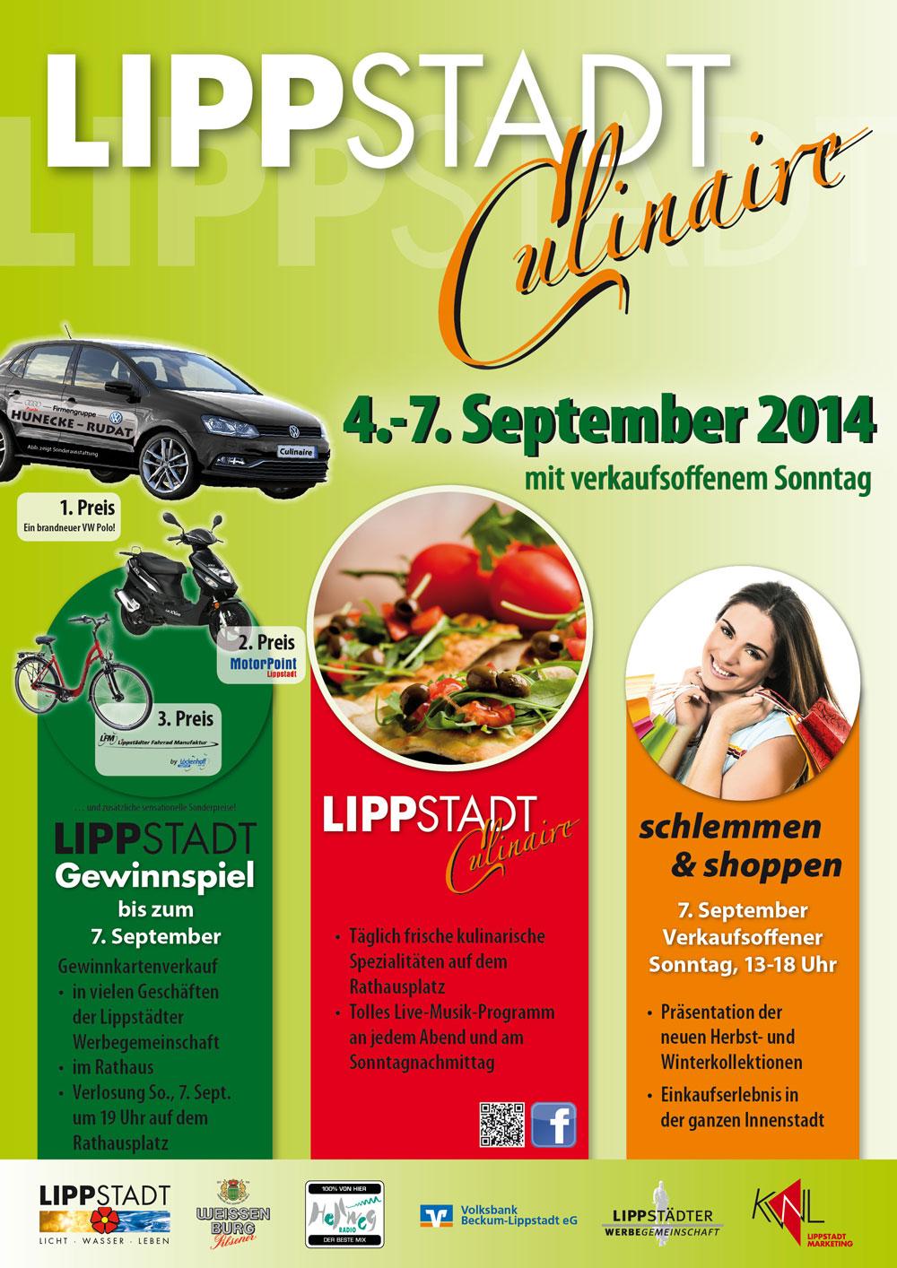 Lippstadt Culinaire 2014