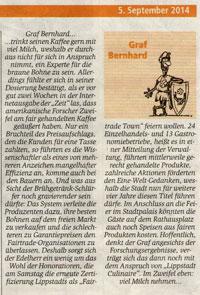 Graf Bernhard / Der Patriot