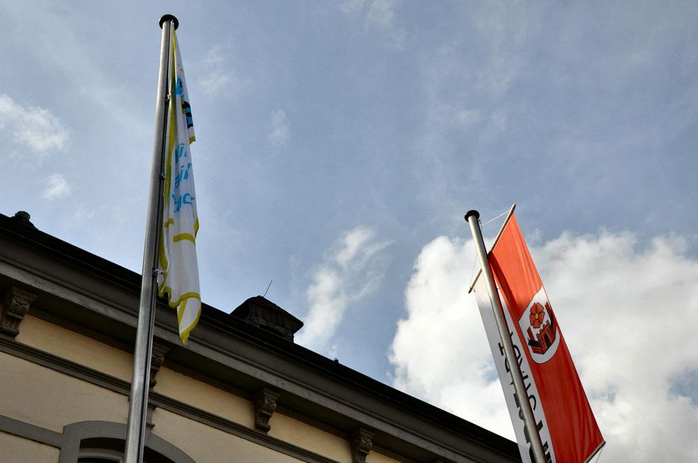 Fairtrade Flagge Rathaus 2