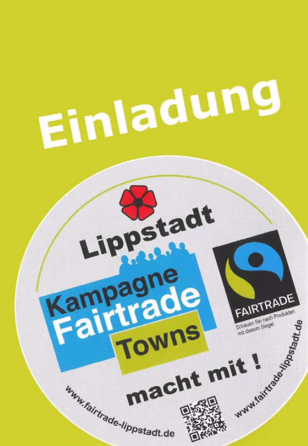 Fairtrade Vortrag