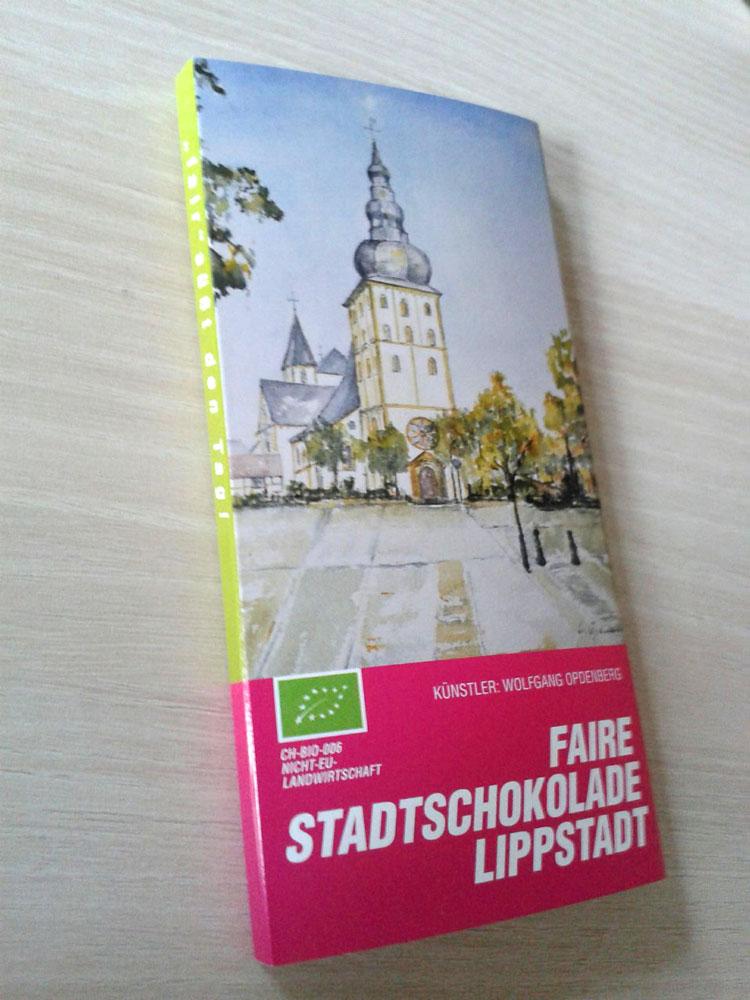 Faire Lippstadt-Schokolade
