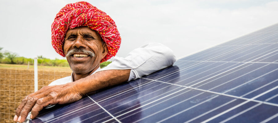 Oikokredit Solarprojekt