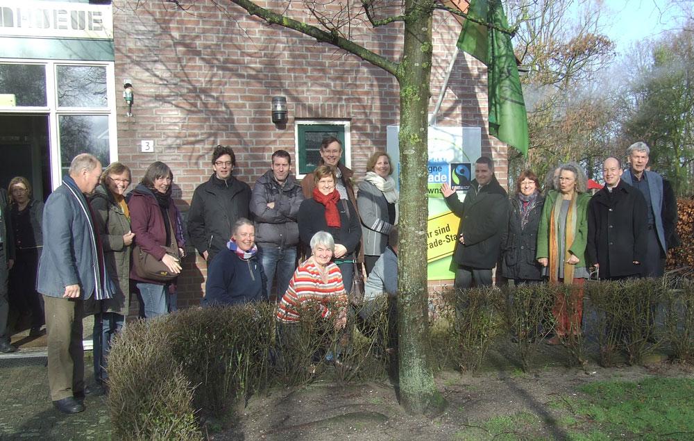 Besuch in Ueden 2013-2