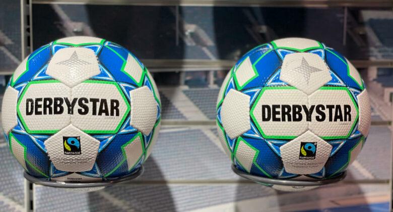 Fairtrade Fußball
